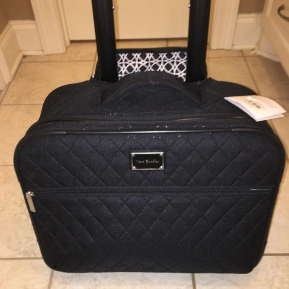 581528b2e Vera Bradley Bags   Rolling Luggage Work Bag   Poshmark